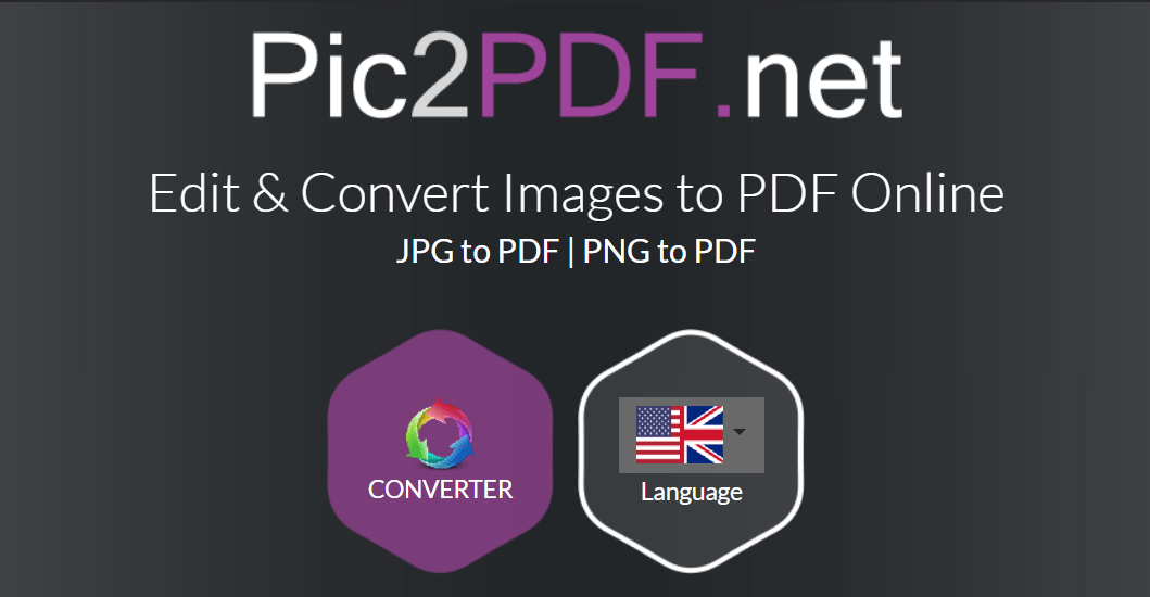 Jpg To Pdf Png To Pdf Edit And Convert Images To Pdf Online